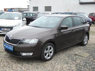 Škoda Rapid 1,6 TDi hatchback nafta