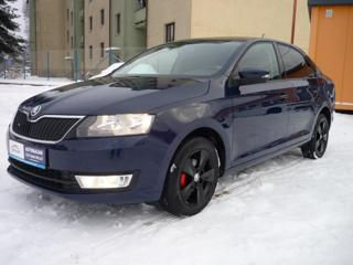 Škoda Rapid 1.4 TDI 1.maj CZ DPH 66KW hatchback