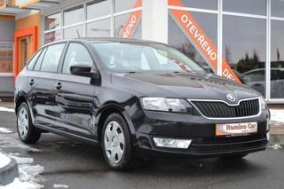 Škoda Rapid Spaveback 1.2TSi hatchback