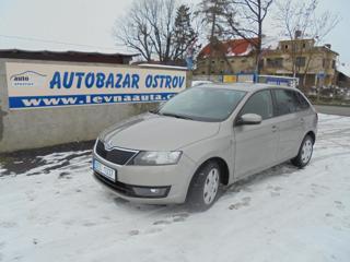 Škoda Rapid 1.2 TSI  77KW  ZADÁNO hatchback - 1