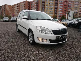 Škoda Roomster 1.2i51KW,KLIMA,ALU,ZÁRUKA KM hatchback