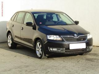 Škoda Rapid 1.4 TDi Style hatchback nafta