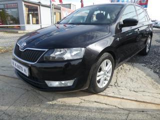 Škoda Rapid 1.4 TSi hatchback benzin