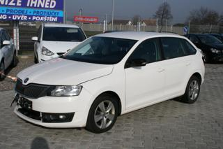Škoda Rapid 1.4 TDI 66kW Spaceback hatchback