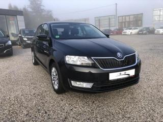Škoda Rapid 1.2 TSi hatchback benzin