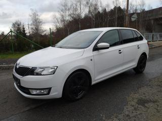 Škoda Rapid 1.2 TSi Ambiente hatchback benzin