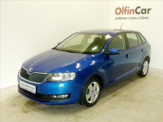 Škoda Rapid 1,0 TSI 70 kW 7DSG Ambition Plus  Spaceback hatchback benzin