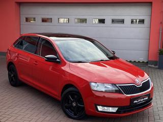 Škoda Rapid 1.2TSi Navi Panorama !!! hatchback