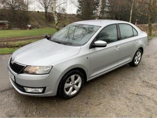 Škoda Rapid 1.6 TDi Elegance hatchback nafta