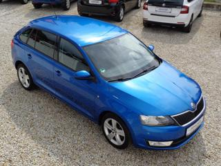 Škoda Rapid 1.2 TSI 77kW Ambition Fresh Spaceba hatchback