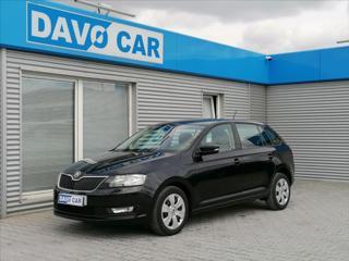Škoda Rapid 1,0 TSI 70kW Spaceback DPH hatchback benzin