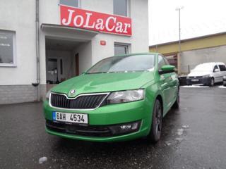Škoda Rapid 1.2 TSi Style hatchback benzin