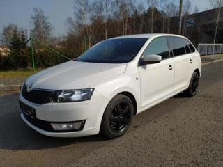Škoda Rapid 1.2 TSi Ambiente hatchback benzin - 1