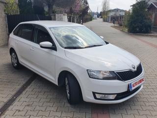 Škoda Rapid 1.5 TDi hatchback nafta
