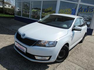Škoda Rapid 1,2 TSI hatchback