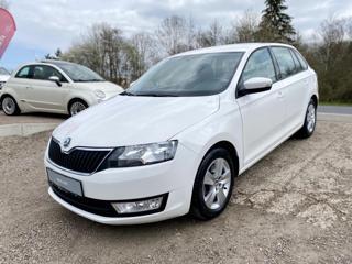Škoda Rapid 1.2TSi 81kw ČR 1.Maj Klima hatchback