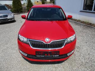 Škoda Rapid 1.2 TSi Alu + zimáky hatchback