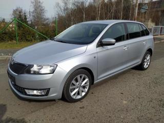 Škoda Rapid 1.6 TDi Ambiente hatchback nafta