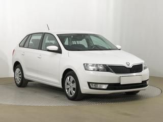 Škoda Rapid 1.4 TDI 66kW hatchback nafta
