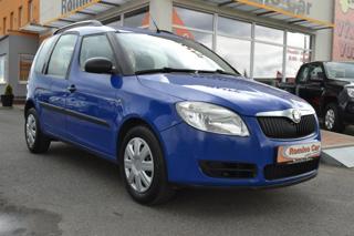 Škoda Roomster 1.2HTP,Původ ČR,S.kniha hatchback
