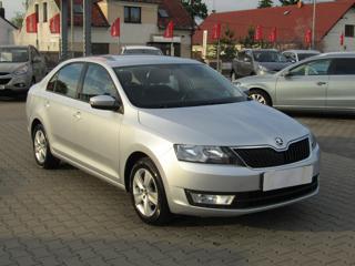 Škoda Rapid 1.4 TDi, 1.maj, Serv.kniha hatchback nafta