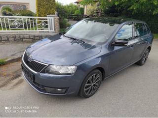 Škoda Rapid 1.6 TDi Edition hatchback nafta