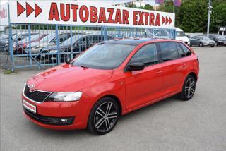 Škoda Rapid 1,6 TDi panorama,digiklima,DPH, hatchback nafta