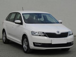 Škoda Rapid 1.0 TSI, ČR hatchback benzin
