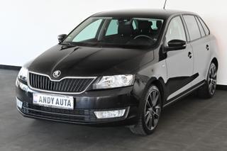 Škoda Rapid 1.6 TDI 85 kW STYLE Záruka až 4 rok hatchback
