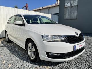 Škoda Rapid 1,4 TDI Spaceback,ČR,1.Majitel hatchback nafta