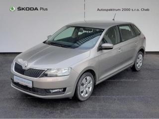 Škoda Rapid TSi TSi Active hatchback benzin