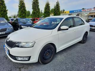 Škoda Rapid 1.6 tdi 85kW 1.maj ČR STYLE hatchback