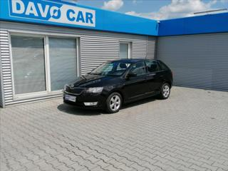 Škoda Rapid 1,6 TDI 66 kW Serv. kniha hatchback nafta