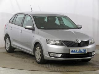 Škoda Rapid 1.6 TDI 66kW hatchback nafta