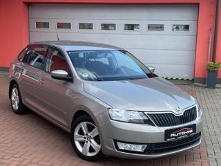 Škoda Rapid 1.2TSi Digi Klima Tempomat !!! hatchback