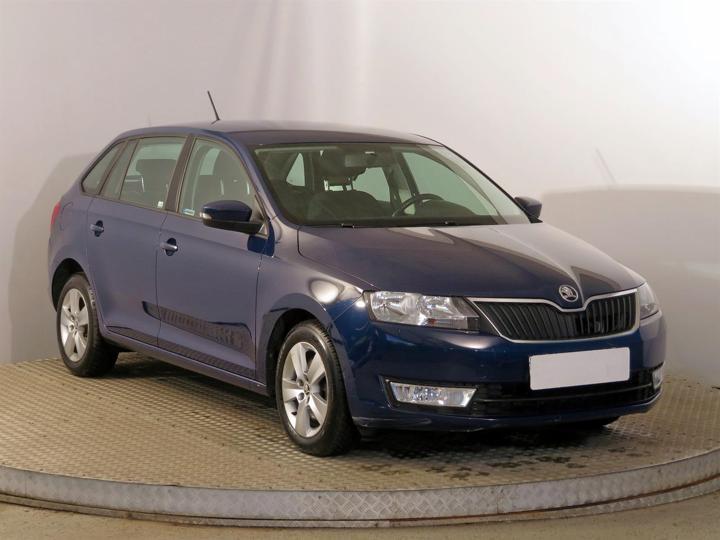 Škoda Rapid 1.6 TDI 85kW hatchback nafta