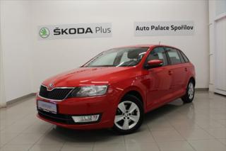 Škoda Rapid 1,2 TSi 81KW Ambition 1.ČR hatchback benzin