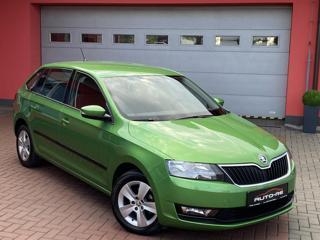Škoda Rapid 1.0TSi Klima Bluetooth !!! hatchback