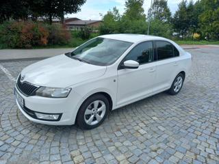 Škoda Rapid 1,6 TDi 77 kW Ambition+ hatchback nafta