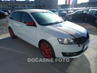 Škoda Rapid 1.6TDi, ČR hatchback nafta