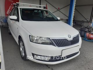 Škoda Rapid 1.6 TDi, Serv.kniha, ČR hatchback nafta