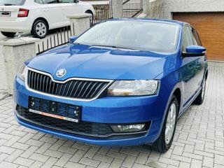 Škoda Rapid 1.0 TSi hatchback benzin