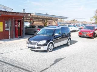 Škoda Roomster 1.9TDI SCOUT – PANORAMA hatchback nafta