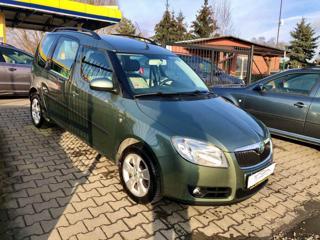 Škoda Roomster 1.4TDi 59kW GARANCE KM, kombi