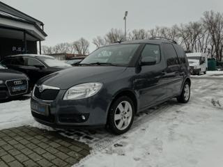 Škoda Roomster 1,2 51KW ČR 41tisKM!! AC ALU SERVIS kombi
