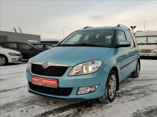 Škoda Roomster 1,2 TSi 77kW *AUTO A/C * VÝHŘEV kombi benzin