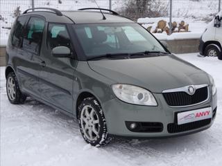 Škoda Roomster 1,4 16V;KLIMA;SERVISKA; ALU KOLA; ASR kombi benzin
