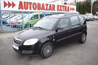 Škoda Roomster 1,4 TDi STYLE,klima,panorama, kombi nafta