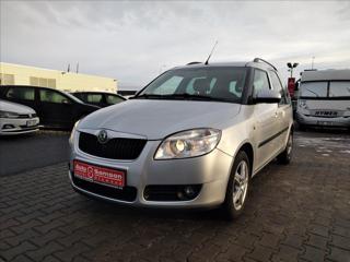 Škoda Roomster 1,4 16V 63kW * KLIMA* TEMPOMAT* kombi benzin
