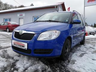 Škoda Roomster 1,6 77kW KLIMA kombi